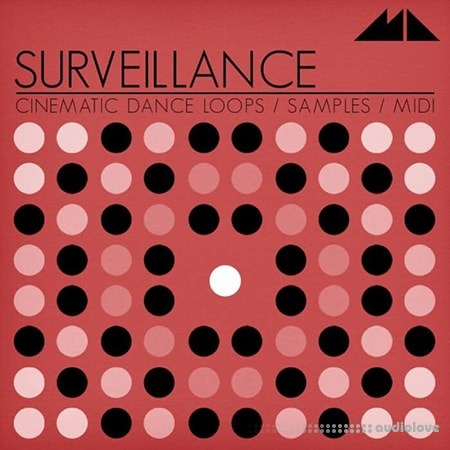 ModeAudio Surveillance Cinematic Dance Loops WAV MiDi