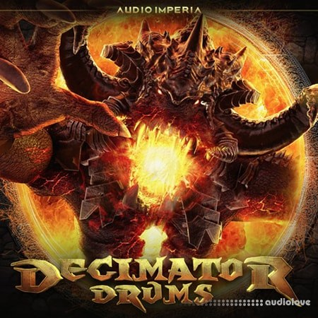 Audio Imperia Decimator Drums KONTAKT