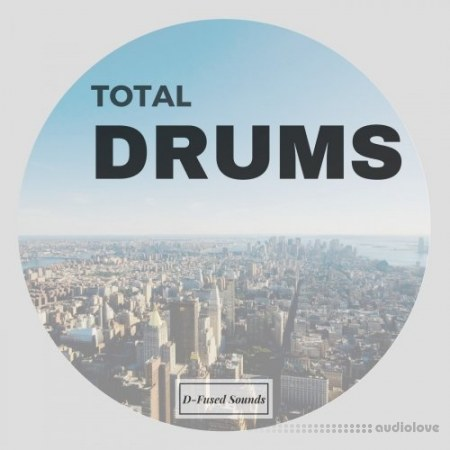 D-Fused Sounds Total Drums WAV