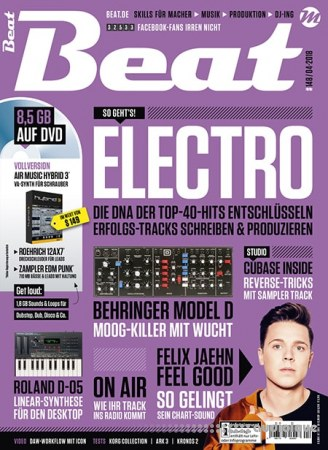 Beat Magazin - März 2018