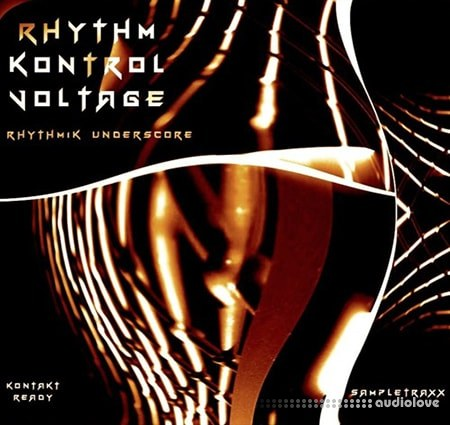 SampleTraxx Rhythm Kontrol Voltage KONTAKT