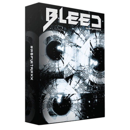 SampleTraxx BLEED Cinematic Sci-Fi KONTAKT