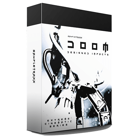 SampleTraxx Doom Designed Impacts Dark Percussive Elements KONTAKT