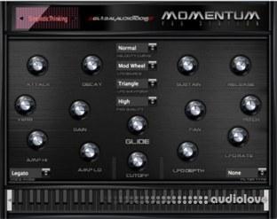 Global Audio Tools Momentum Pads