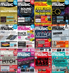 Computer Music 2015 Full Year Issues Collection
