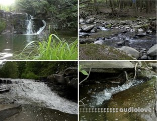 Rabbit Ears Audio Brooks Streams Waterfalls