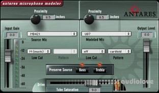 Antares Microphone Modeler DX