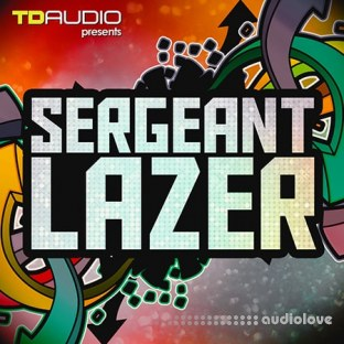 Industrial Strength TD Audio Sergeant Lazer