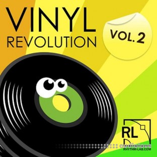Rhythm Lab Vinyl Revolution Volume 2