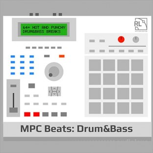 Rhythm Lab MPC Beats Drum and Bass