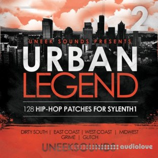 Uneek Sounds Urban Legend For Sylenth1 Vol.2