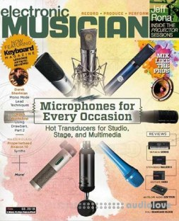 Electronic Musician March 2018