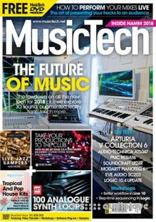 MusicTech March 2018