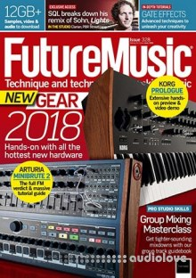 Future Music Issue 328 March 2018