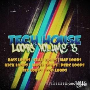1642 Beats Sven Scott presents Tech House Loops Vol.3