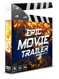 Epic Stock Media Epic Cinematic Trailer