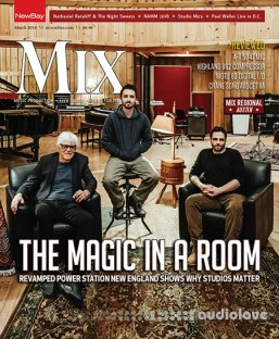 Mix Magazine - March 2018