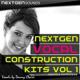 NEXTGEN Sounds NEXTGEN Vocal Construction Kits Vol.1