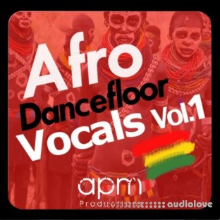 APM Productions Afro Dancefloor Vocals Vol.1