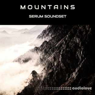 Triple Spiral Audio Mountains Serum Soundset