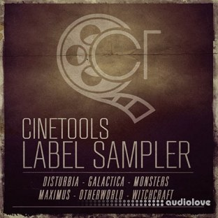 Cinetools Label Sampler