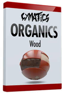 Cymatics Organics Wood