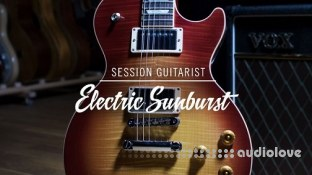 Native Instruments Session Guitarist Electric Sunburst