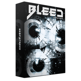 SampleTraxx BLEED Cinematic Sci-Fi