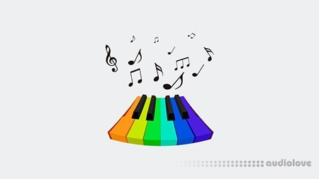 Udemy #7 Play Piano Trick Quartal Harmony + Rosas EZ Fingering TUTORiAL