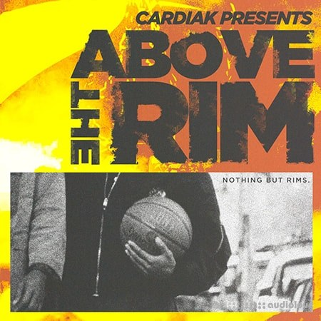 Cardiak Presents Above The Rim ( Rim Shots ) Kit WAV