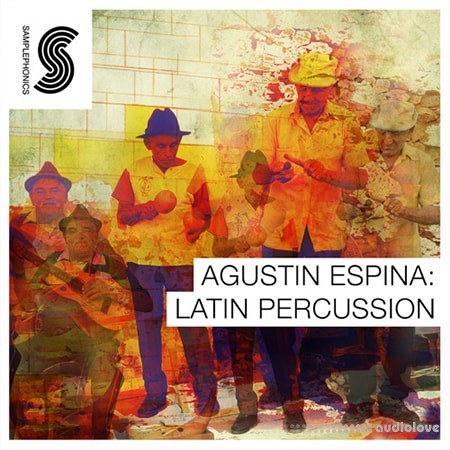 Samplephonics Agustin Espina Latin Percussion ACiD WAV
