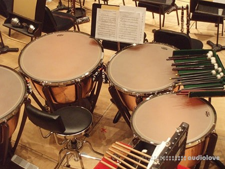 Orchestral Tools The Timpani KONTAKT