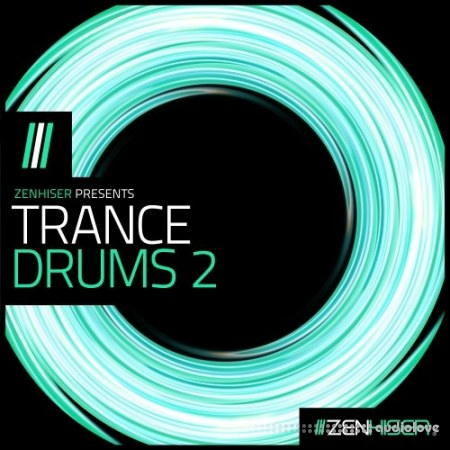 Zenhiser Trance Drums 2 WAV