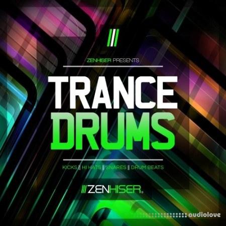 Zenhiser Trance Drums WAV