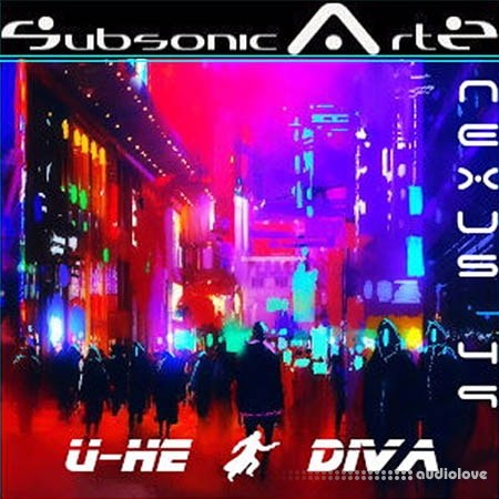 Subsonic Artz Nexus 49 Synth Presets