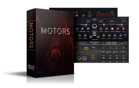 Umlaut Audio MOTORS KONTAKT
