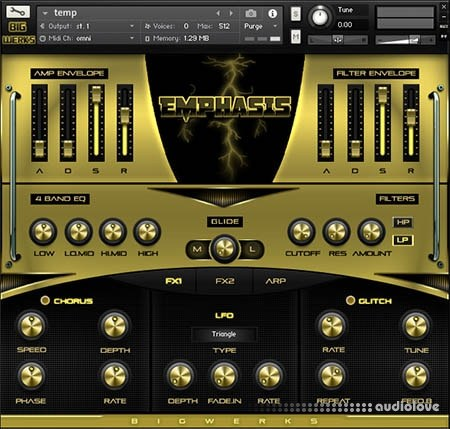 BigWerks Emphasis KONTAKT