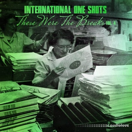 The Drum Broker International One Shots Vol.4 WAV