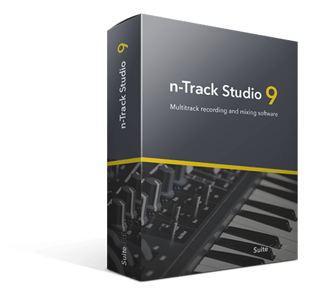 n-Track Studio EX 8 v8.1.4 build 3464 / v9.0.0 WiN MacOSX