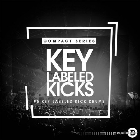Bingoshakerz Compact Series Key Labeled Kicks WAV