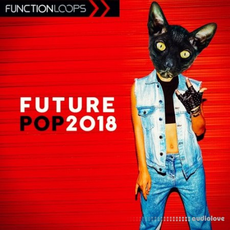 Function Loops Future Pop 2018 WAV MiDi Synth Presets