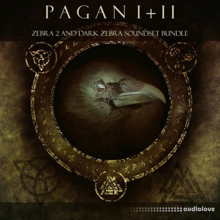 Triple Spiral Audio Pagan I + II Bundle Synth Presets
