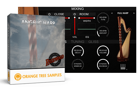 Orange Tree Samples Angelic Harp KONTAKT
