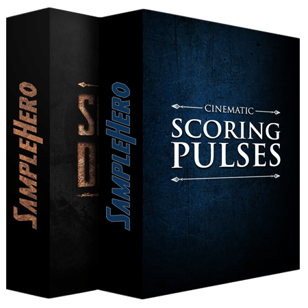 SampleHero The Cinematic Scoring Bundle KONTAKT