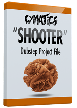 Cymatics Shooter Dubstep Project File DAW Templates