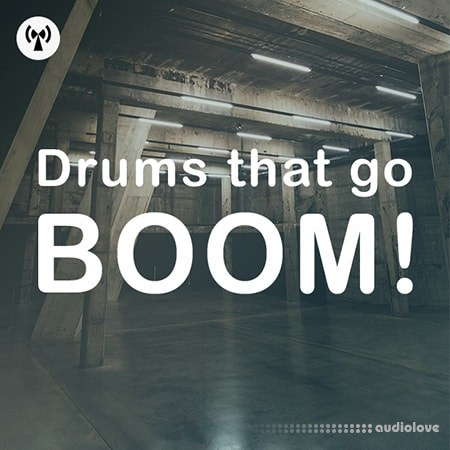 Noiiz Drums That Go Boom! WAV