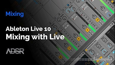 ADSR Sounds A Beginners Guide to Mixing with Ableton Live 10 TUTORiAL