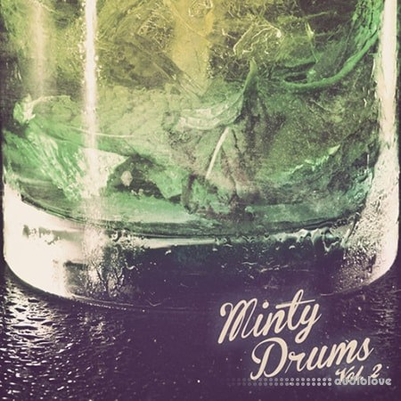 Minty Drums and Percussion Vol.2 WAV