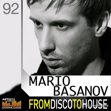 Loopmasters Mario Basanov From Disco To House MULTiFORMAT