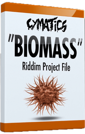 Cymatics Biomass Riddim Project File DAW Templates
